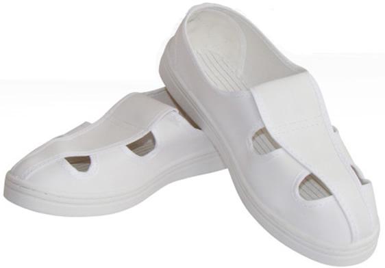 防静电革面鞋