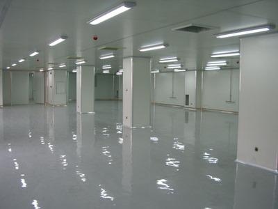 PVC防静电地板工程
