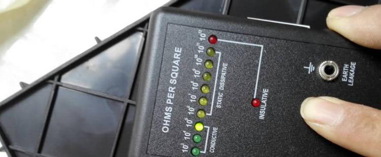 防静电黑色周转箱_ESD防静电门禁系统
