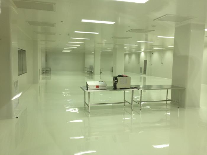 无尘室 洁净室工程_ESD防静电门禁系统